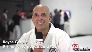 Royce Gracie, a lenda do UFC e do Jiu-JItsu