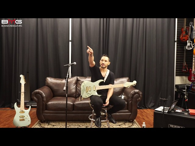 Angel Vivaldi Guitar Clinic (Charvel)