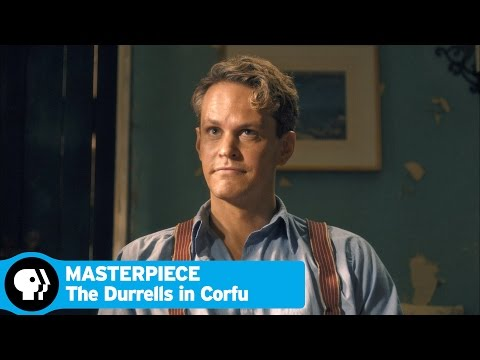 THE DURRELLS IN CORFU on MASTERPIECE | Episode 6 Scene | PBS