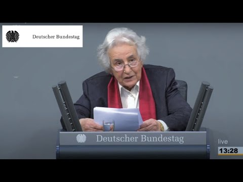 Remembering the victims of National Socialism with Anita Lasker-Wallfisch