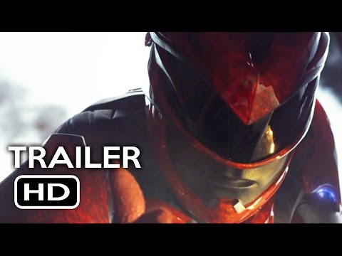 Thumbnail: Power Rangers Official Trailer #2 (2017) Bryan Cranston, Elizabeth Banks Action Fantasy Movie HD