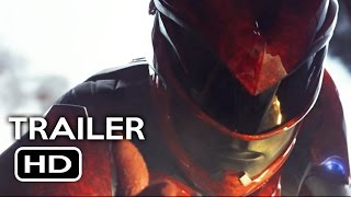 Power Rangers Official Trailer #2 (2017) Bryan Cranston, Elizabeth Banks Action Fantasy Movie HD thumbnail