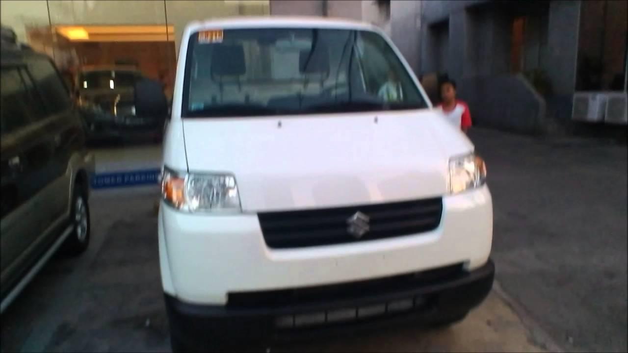 Suzuki Apv Cab And Chasis