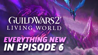Everything New in Episode 6 of Living World
