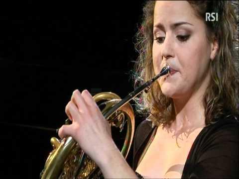 György Ligeti - Trio for Horn, Violin and Piano (I)