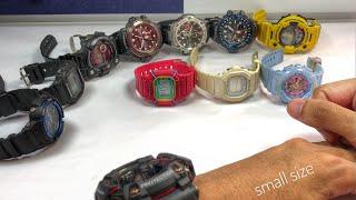 Triple Baby-G watch review!! | BG-501 vs BG-5600 vs BGA-110