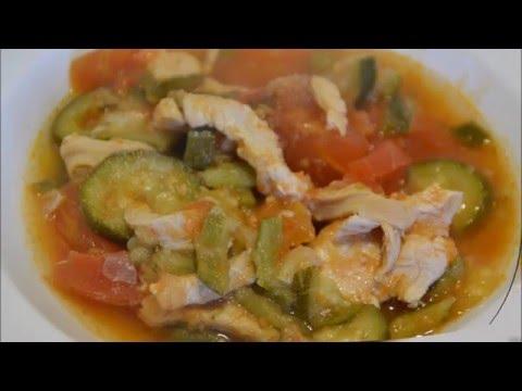 recette-cookeo-:emincés-de-poulet-à-la-tomate-style-ww