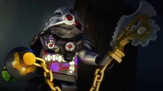 Лего Ниндзяго история Генерала Криптора