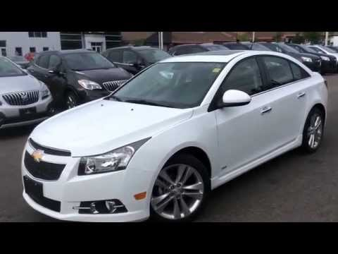 2014 Chevrolet Cruze 2LT Turbo W/ RS Package | 140914