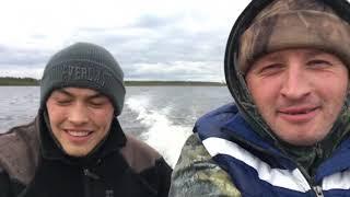Рыбалка у Данила