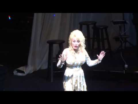 Dolly Parton - I Will Always Love You - monologue - Farther Along - Austin, TX - 12/6/16
