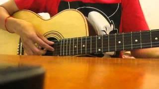 guitar cover Mất trí nhớ...