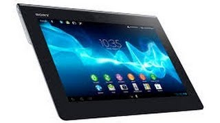 Sony Xperia Tablet S Review + Unboxing