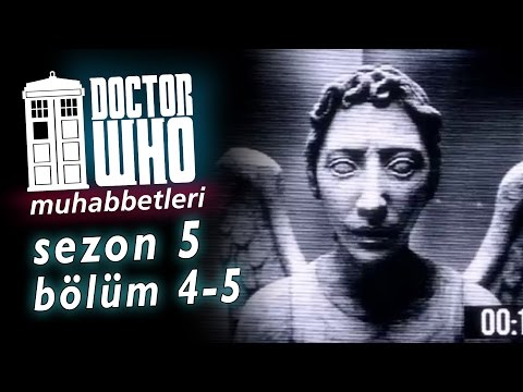 DOCTOR WHO İnceleme - 5. Sezon 4. ve 5. Bölüm - TIME OF THE ANGELS & FLESH AND STONE