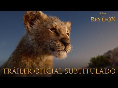 El Rey León (2019)   Tráiler Oficial V.O. subtitulado en español   HD