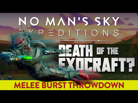Death of the Exocraft?  |  No Man's Sky 2021 |