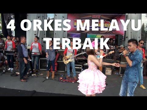 4 ORKES MELAYU TERBAIK