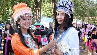 Hmong Cute Girl