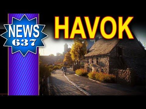 Havok wchodzi wraz z mapami HD - NEWS - World of Tanks