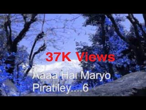 nepathya maryo piratile Lyrics Video  best band of nepali folk rock music full song 2017 edited