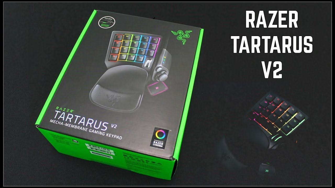 Razer Tartarus V2 | Overclockers UK Forums