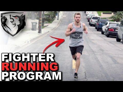 Roadwork Program for Fighters: Running Regimen