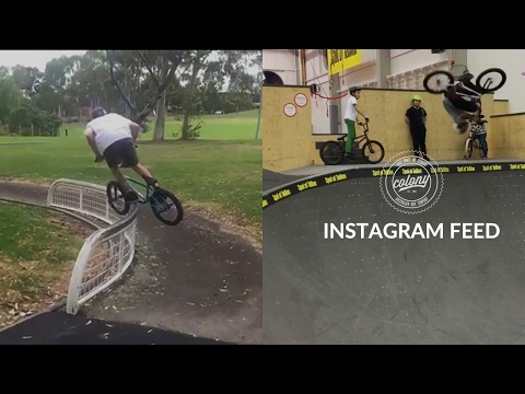 More gold from the crew's Instagram accounts. Make sure you subscribe: http://www.youtube.com/user/ColonyBMXBrand?sub_confirmation=1 ...