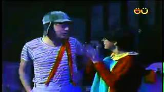 CHESPIRITO 1981/1982- El Chavo del Ocho- Navidad en casa de Doña Florinda- parte 7 HD