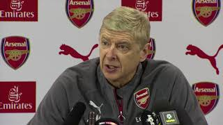 Arsene Wenger 'amazed' by speculation on his Arsenal future