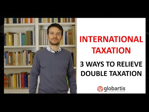 What Are The Methods To Relieve Double Taxation? Introduction To The