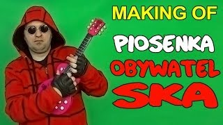 "Vj Dominion - making of ""Piosenka obywatelska"""