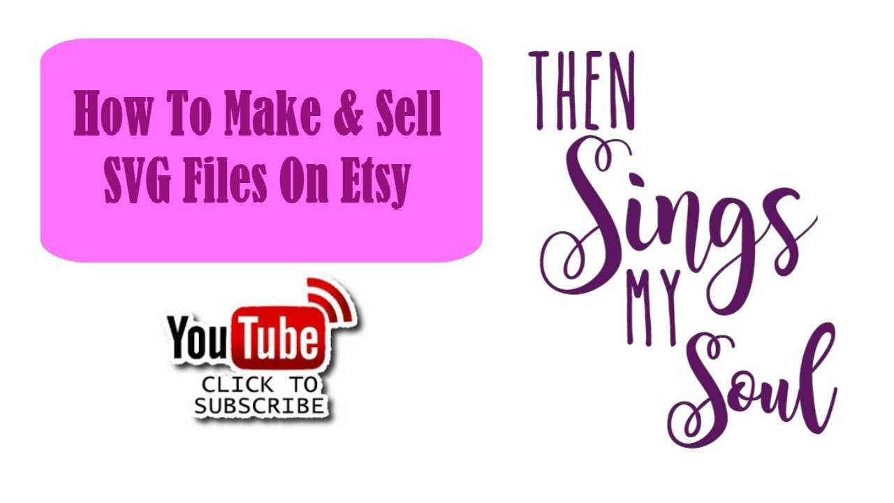 How to Make & Sell SVG Files For Etsy