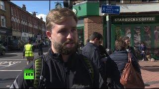 Очевидцы рассказали RT о теракте в лондонском метро