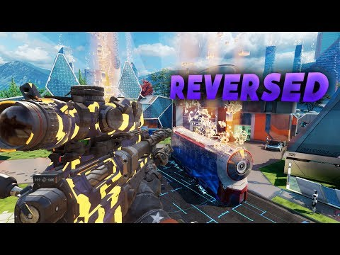 REVERSED VERSIONS OF THESE MAPS! TRIPPY REVERSED MAPS IN BLACK OPS 3