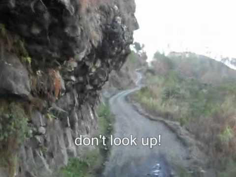 lost highway bontoc-mainit (mountain province)