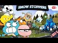 The Amazing World of Gumball: Snow Stoppers (Cartoon Network Games)