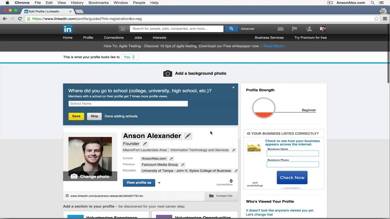 how to join groups on linkedin