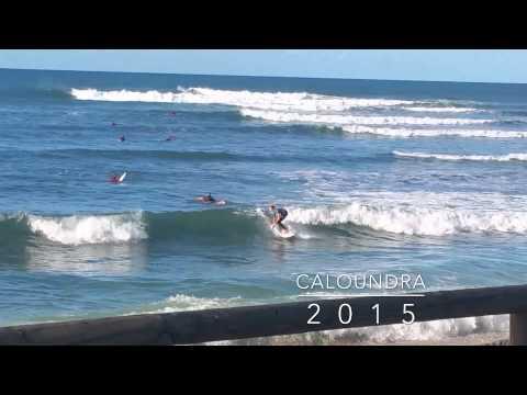 Caloundra 2015 surf
