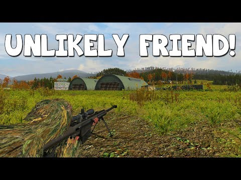 UNLIKELY FRIEND! - Arma 2: DayZ Mod