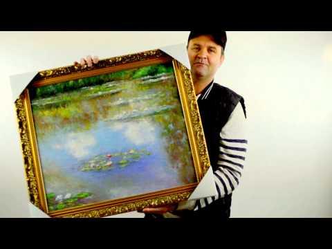 Famous Reproduction Art Oil Paintings - Melbourne, Sydney, Brisbane, Perth