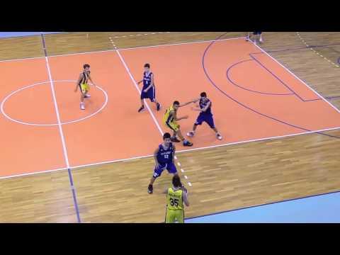 KK Cibona- KK Lions Tuzla (drugo poluvrijeme)
