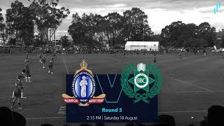 GPS Rugby R5 2018: The Southport School v Brisbane Boys' College