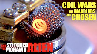 This is Coil Wars, brought to you by OhmBoy Josh and Dwayne Rambo! ...