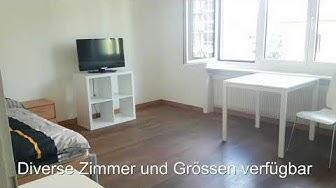 Möblierte Zimmer in Zürich Oerlikon