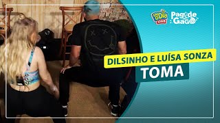 Luísa Sonza / Dilsinho - TOMA #Live FM O DIA