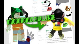100.000 ROBUX in a month challenge?!