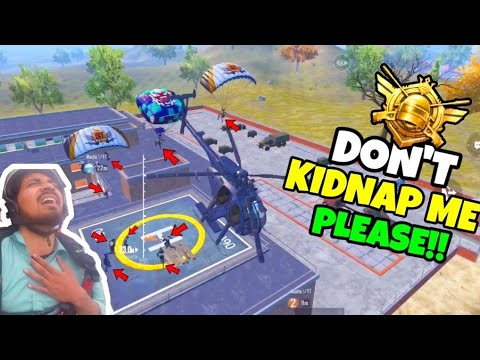 They KIDNAPPED A Conqueror Player In Payload Mode! • NEW MODE FUNNY GAMEPLAY (hindi)