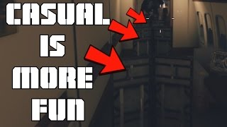 Why Casual is more fun than Ranked - Rainbow Six Siege Highlights