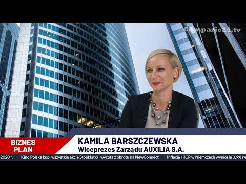 Odszkodowania Powypadkowe - Kamila Barszczewska [Auxilia S.A.] | #BiznesPlan