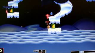 """Worms 2 - Mission 44 """"finishthemissions"""" - How to Win by Mike"""
